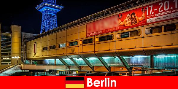 Experimente la vida nocturna de Berlín con burdeles y modelos de acompañantes nobles