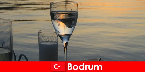 En Turquía Bodrum discoteca clubes y bares para jóvenes turistas