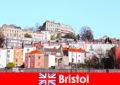 Bristol, la ciudad con cultura juvenil y un ambiente amigable para extraños