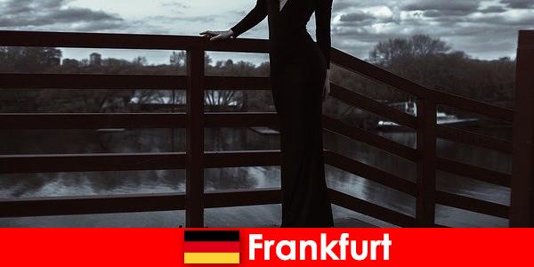 Las sensuales escorts manager en Frankfurt am Main miman a sus clientes de la cabeza a los pies