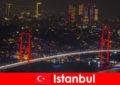 Vida nocturna en los pubs, bares y discotecas de Estambul para jóvenes