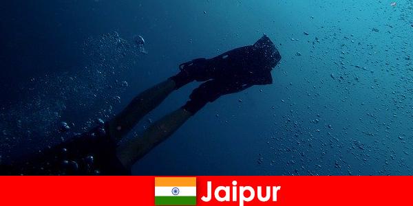 Los deportes acuáticos en Jaipur son el mejor consejo para los buceadores