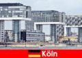 Imponentes edificios de gran altura en Colonia asombran a extraños