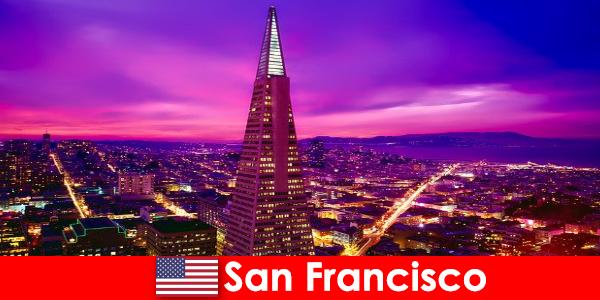 San Francisco es un vibrante centro cultural y económico para inmigrantes.
