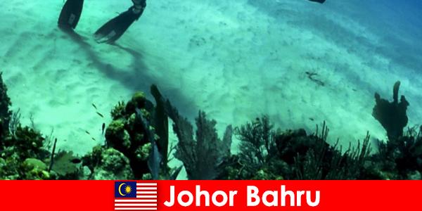 Actividades de aventura en Johor Bahru Buceo, escalada, senderismo y mucho más
