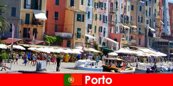 Oporto es siempre un destino popular para mochileros y turistas con un presupuesto limitado.