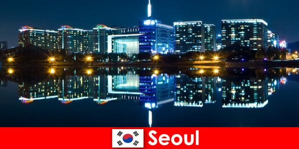 Seúl en Corea del Sur es una ciudad fascinante que muestra tradición con modernidad