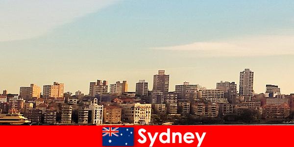 Sydney es conocida entre los extranjeros como una de las ciudades más multiculturales del mundo.
