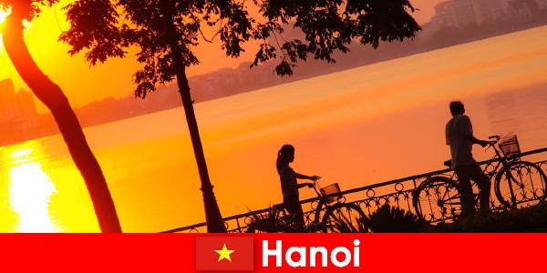 Hanoi es una diversión sin fin para los viajeros amantes de las altas temperaturas