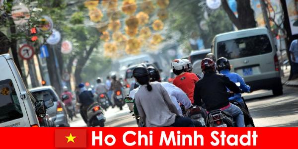 Ciudad Ho Chi Minh HCM o HCMC o HCM City es famosa como Chinatown