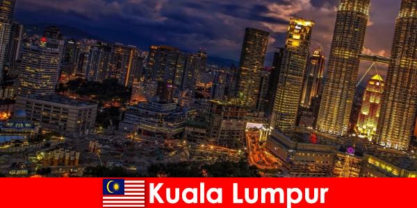 Kuala Lumpur siempre merece una visita para los viajeros al sudeste asiático