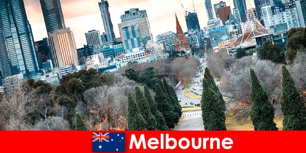 La diversidad cultural en Melbourne también deleita a los pequeños vacacionistas