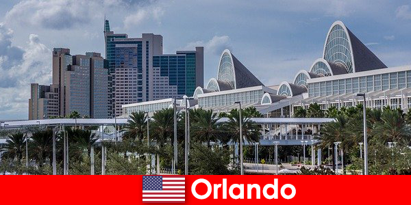 Orlando es el destino turístico más visitado de Estados Unidos