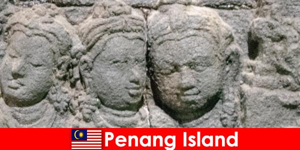La isla de Penang tiene muchas vistas y grandes puntos destacados en uno