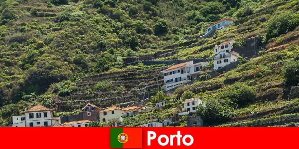 Destino de vacaciones en Oporto para amantes del vino de todo el mundo