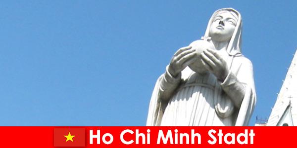 Centro económico de Vietnam Ciudad Ho Chi Minh un destino para extranjeros