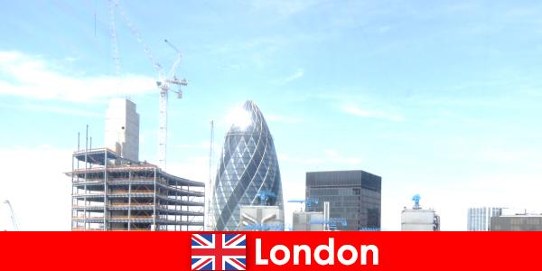 Lugares de interés y atracciones en Londres desde Inglaterra